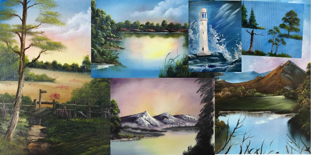 Master Class Landscape Oils – Beginners