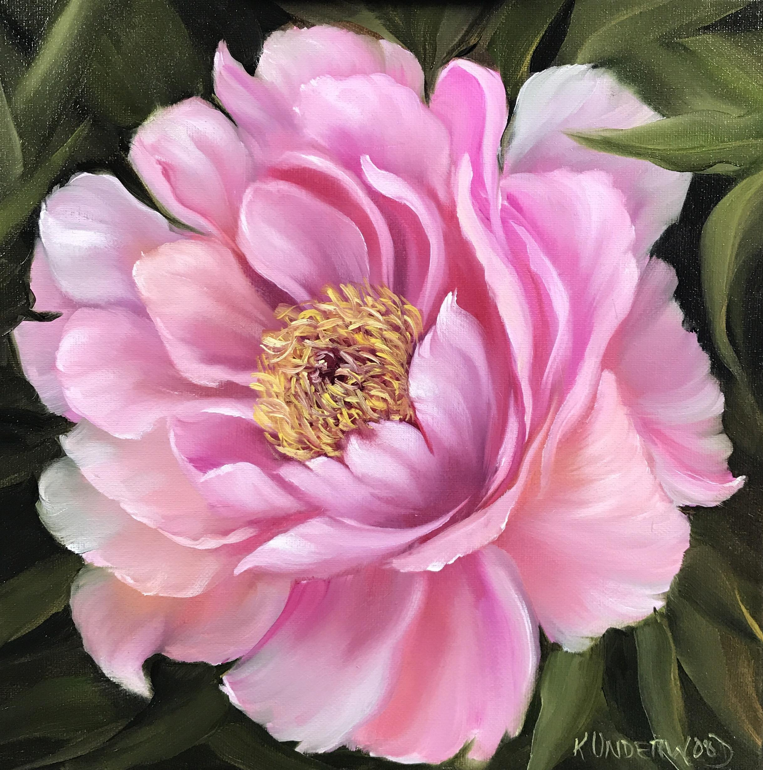 Blooming Peony (Oils)